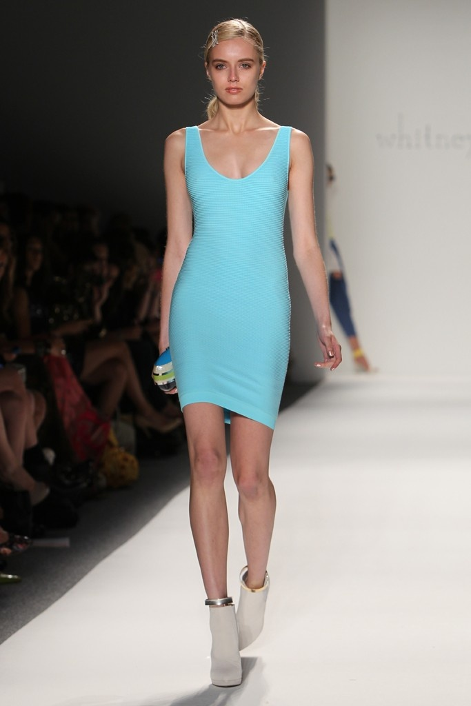 summer concert outfit .Whitney Eve RTW Spring 2013. www.whitneyeve.com