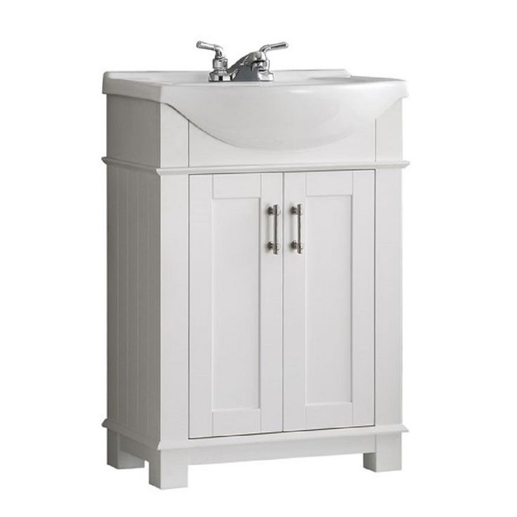 Website With Photo Gallery Fresca Hudson in W Traditional Bathroom Vanity in White with Ceramic Vanity Top in White with White Basin
