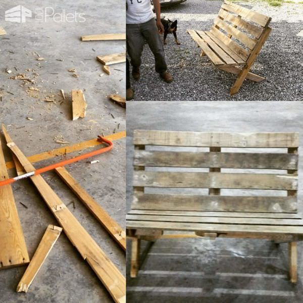17 Best Images About Repurposed Pallets Ideas & Projects