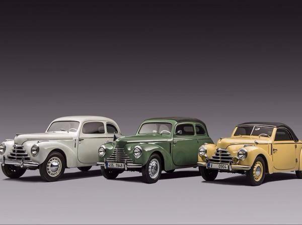 Am Dienstag, den 7. Mai 1946, wurde in Mladá Boleslav der erste Serienwagen der Modellreihe Skoda 1101 fertiggestellt. Am häufigsten wurde der Zweitürer gebaut, der dem Modell den Spitznamen ,Tudor? gab, beliebt waren aber auch Fahrzeuge mit den Karosseri