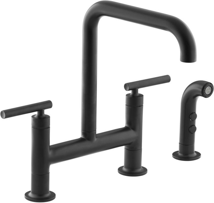 Black Kitchen Faucets Pull Out Spray 350 best kitchens images on pinterest | kitchen, handle and