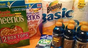 Kmart Clearance on General Mills, Bounty, Gatorade, and More!