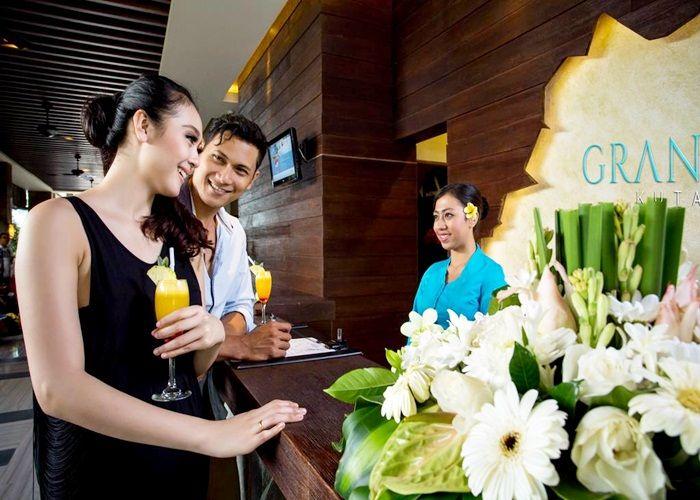 Fasilitas Baik dari  Grand Ixora Kuta Resort Bali