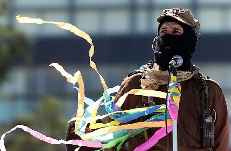 Subcomandante Marcos - EZLN