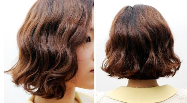 2013 Korean Style Short Hairstyles - Hairstyles Trend