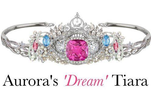 """Тиара """"Мечта"""" принцессы Авроры"""