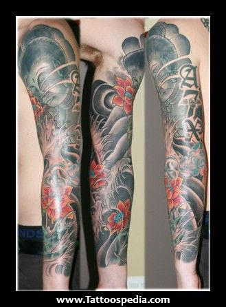 japanese themed sleeves - Google Search