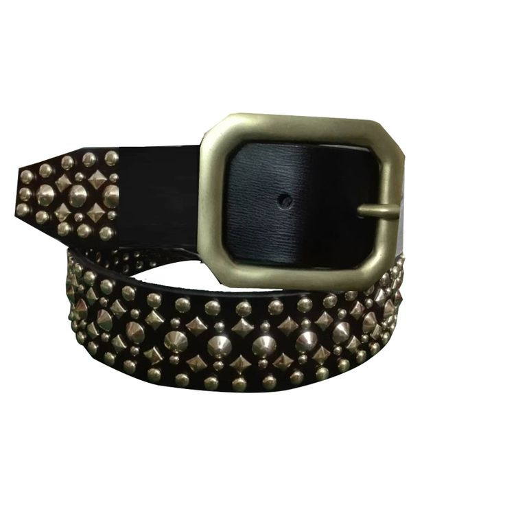 bollywood  famous films star khan Genuine golden nail combination turquoise stone studded unitd solid brass buckle belt