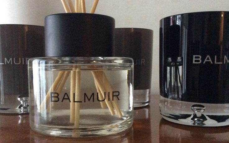 Como Room Diffuser & Como Scented Candles | Balmuir