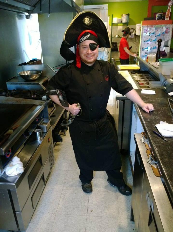 Chef Clinton