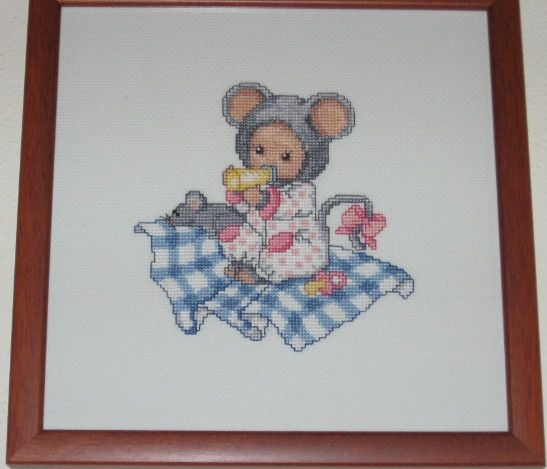 mouse baby