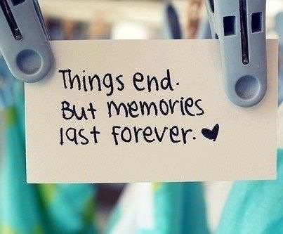 Come back with great memories of wonderfull experiences