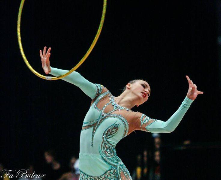 Ganna Rizatdinova, beautiful!