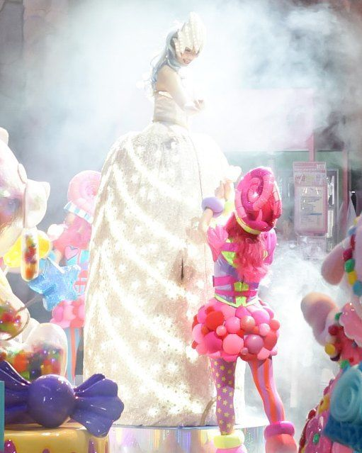 うわぁ 幻想的に撮れてた   #闇の女王 #次女 #ネーロ #miraclegiftparade #ミラクルギフトパレード #puroland #ピューロランド #ピューロランドダンサー  #ピューロダンサー   #kawaii #冬ピューロ  #ピューロアンバサダー  #小笠原千尋 さん