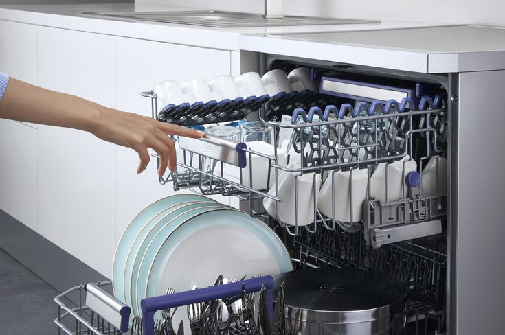 Do you find the sliding movement of the basket on your dishwasher causes the dishes to hit each other? We're happy to say Beko dishwashers offer a smart feature by smoothing this sliding action. The rail system with ball bearing, means the movement of the basket is smoother and safer to avoid cracks and fractures.