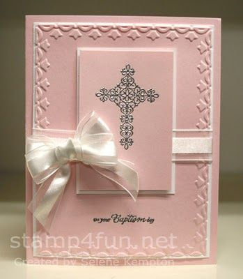 christening idea  Invitations idea