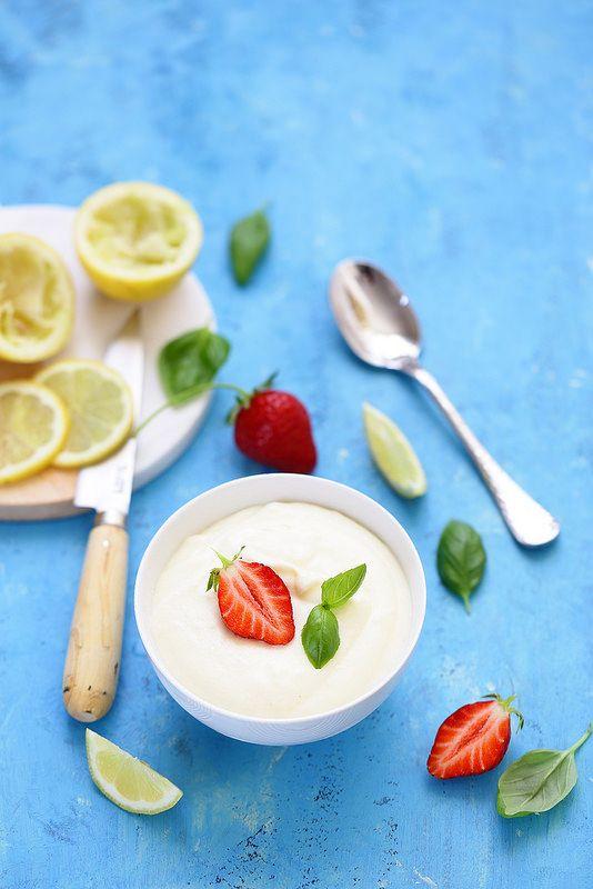 Un dejeuner de soleil: Mousse au citron minute (sans oeufs)