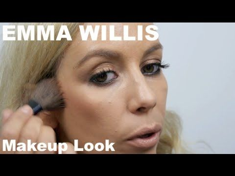 Emma Willis Feline Makeup Look (The Voice/Celebrity Big Brother Presenter) - YouTube