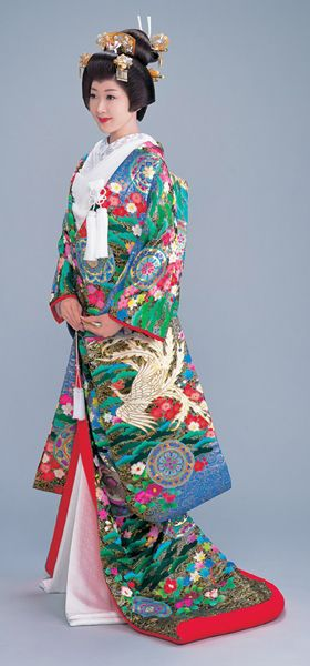 日本伝統儀式衣裳友禅保存協会 | ドレスカタログ | ステキブライダル・フィーノ | ブライダルハウス