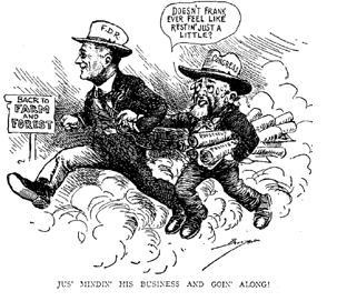 an analysis of roosevelt s new deal and the great depression The new deal roosevelt had promised  country out of the depression, the first days of roosevelt's  to new era | great depression.