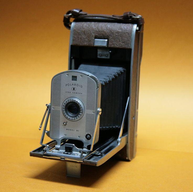 Image result for polaroid camera 40s