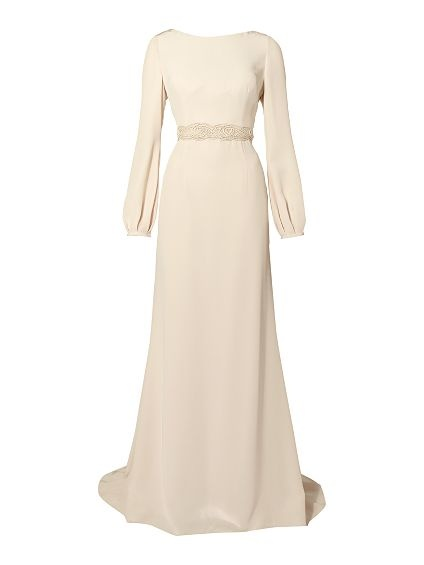 £695.00 Beautiful BIBA maxi from House of Fraser. I wish I could have this for our wedding day. I love love love.