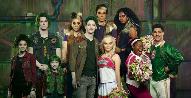 Disney Channel Returns To Zombietown In Zombies 2 Zombie