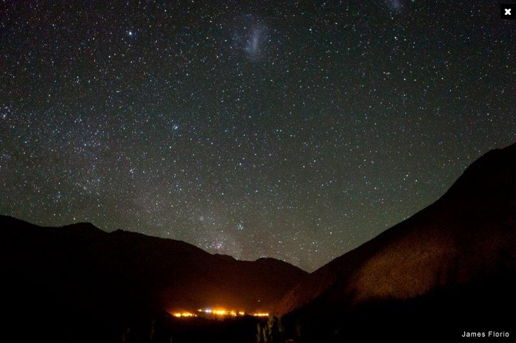 valle del Elqui, Coquimbo, Chile