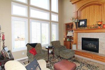 Highwoods Highlands Ranch - transitional - Interior Shutters - Denver - Colorado Shade & Shutter