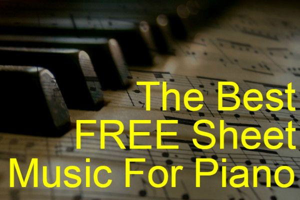 Part III of The Best FREE Sheet Music For Piano.  Free sheet music featuring Andrew Fling, David Bruce, Stephan Beneking, and Gilbert DeBenedetti.