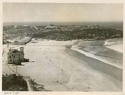 Freshwater (Harbord) Beach 1930's