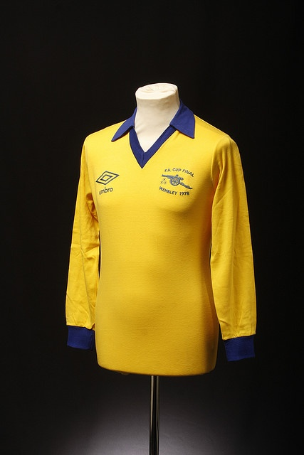 Arsenal FA Cup Final Shirt 1978