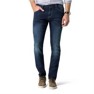 BLEECKER PELL LAKE BLUE. Un modelo Slim para hombre, con elástico. Muy cómodos.