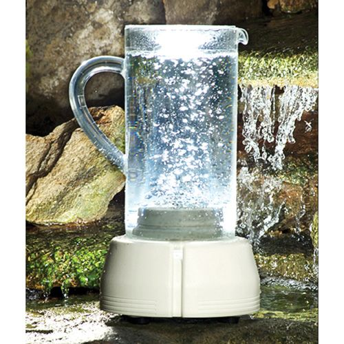The Big Pitcher - Oxygen Water Unit Only $199.99 at Heartlandamerica.com!