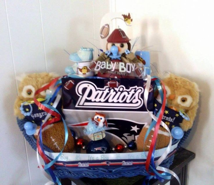 53 best Baby Shower Gift Baskets PAST images on Pinterest | Baby ...