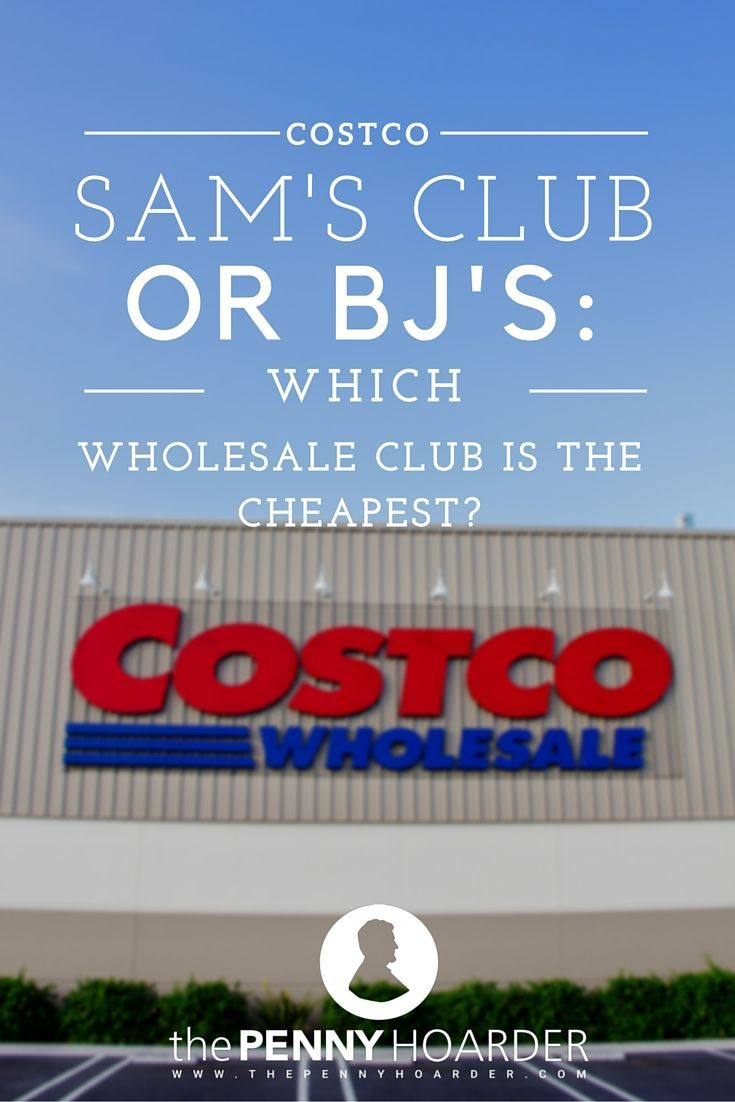 A wholesale club can offer great savings, but membership is expensive! We compared the prices at BJ's, Costco and Sam's Club to help you figure out if it's worth it for you. - The Penny Hoarder http://www.thepennyhoarder.com/costco-sams-club-bjs-wholesale-club-comparison/