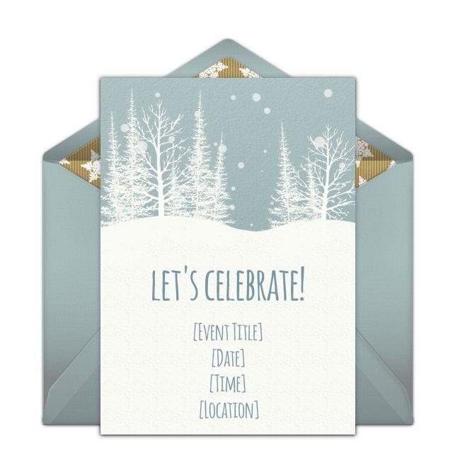 7 best PNB images on Pinterest Christmas invitations, Christmas - dinner invitation template free