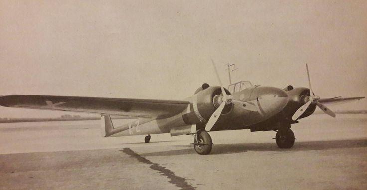 Fokker G 1 wasp