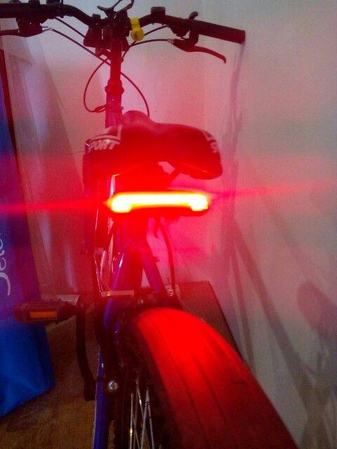 Online-Shop BATFOX Intelligente Fern Fahrrad Rücklicht Wasserdichte laser LED Fahrrad licht 5 Modi Usb Warnung fahrrad-licht fahrrad-zubehör| Aliexpress Mobil