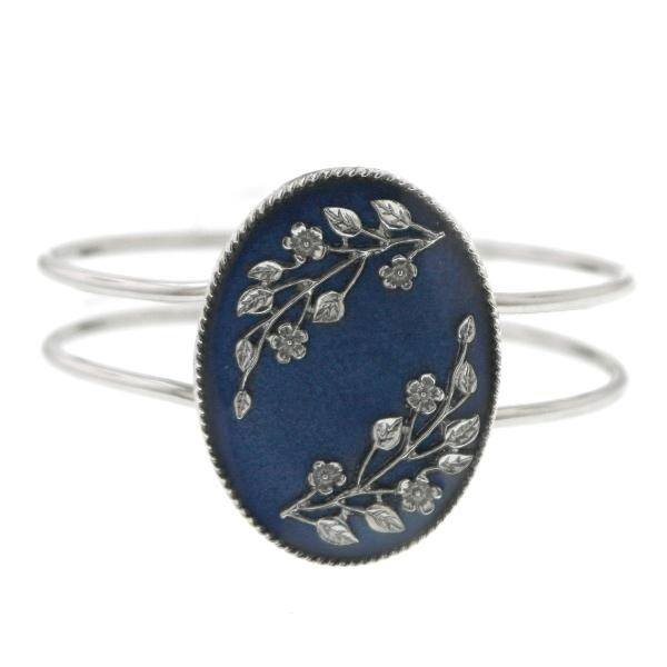 1928, $28Cuffs Bracelets, Fashion Style, Freesia Pendants, Bracelets 1928, Pretty Things, 1928 Jewelry, Cuff Bracelets, Pendants Cuffs, Blue Freesia