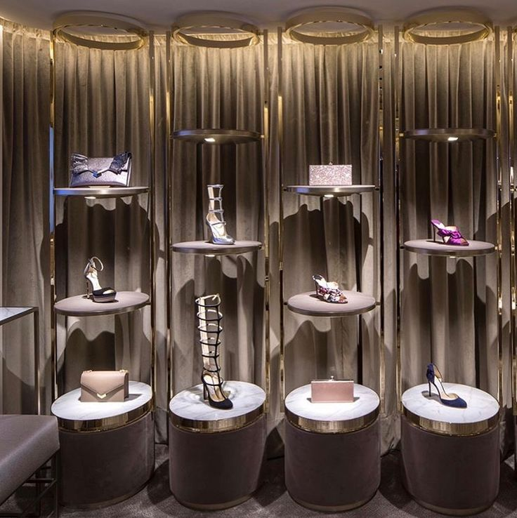 Jimmy Choo by Christian Lahoude Studio 376 Rue St-Honore PARIS - France