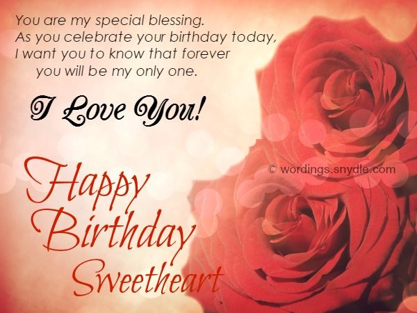 The 25 best Husband birthday wishes ideas – Birthday Greetings for Her