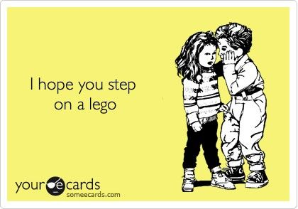 I'm not sure why this makes me laugh SO hard! lol...: Sibling, Lego Parties, Big Kids, Thought, Legos