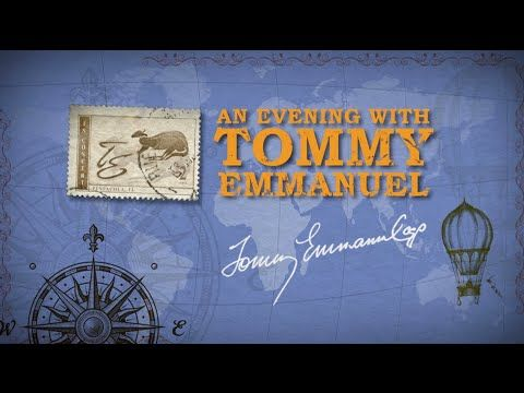 Live and Solo In Pensacola, Florida   Live   Tommy Emmanuel - YouTube