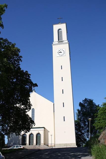 Martti's church, 1933, Turku.