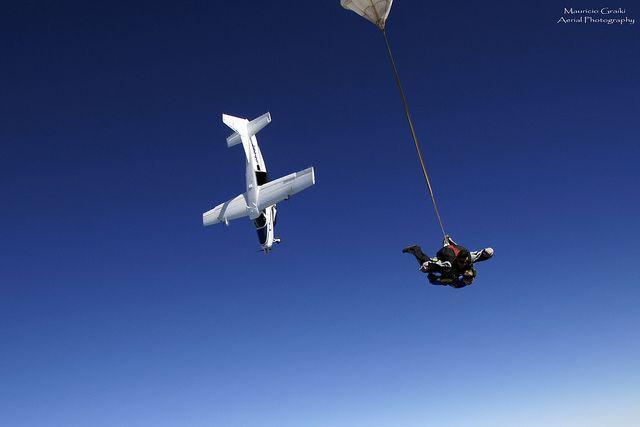DIVE Cessna Caravan Fretax + Tandem Jump