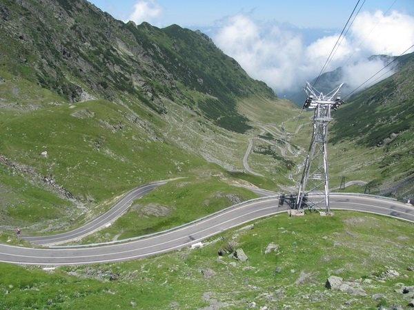 Transfagarasan - Romania
