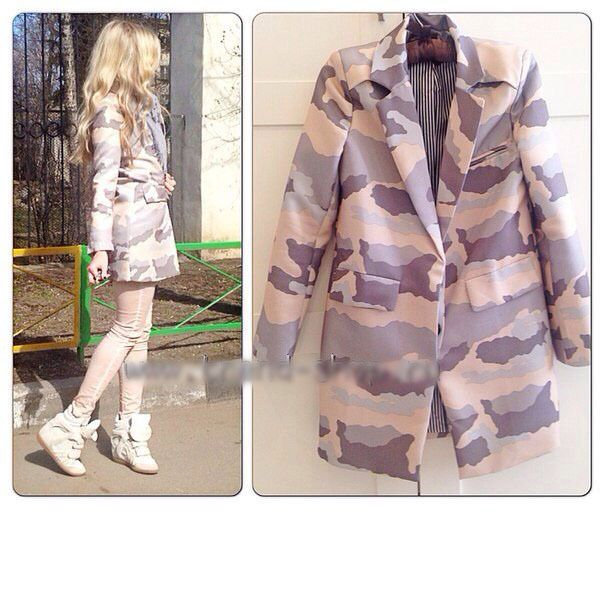 2014 spring new Han edition suits paragraph cultivate one's morality grows in leisure coat camouflage suit US $50.00 Specifics Gender	Women Item Type	Blazers Fabric Type	Jersey Closure Type	Hidden Breasted Clothing Length	Long Pattern Type	Print Sleeve Length	Full Collar	Notched Material	Cotton,Bamboo Fiber,Microfiber,Acetate Brand Name	None  Click to Buy :http://goo.gl/t9O329