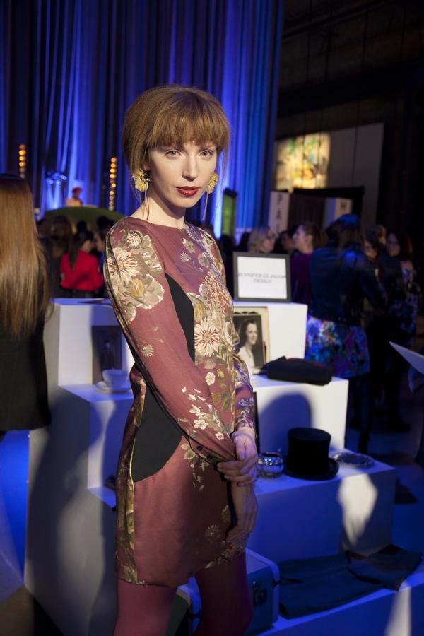 Jennifer Glasgow   Exhibit24   Semaine Mode Montréal   Source : Bureau de la mode   Photographe : Vincenzo D'Alto #modeMtl