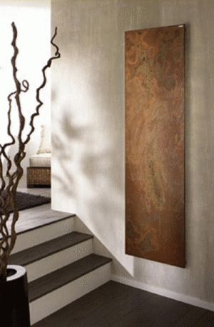 Arteplano radiator- designer radiators | www.bisque.co.uk